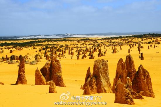 Thạch trận cổ quái tạo thành mê cung, cũng có khả năng là nguyên nhân đằng sau hiện tượng mất phương hướng, lạc đường tại Can Phạn Bồn. Ảnh minh họa: weibo