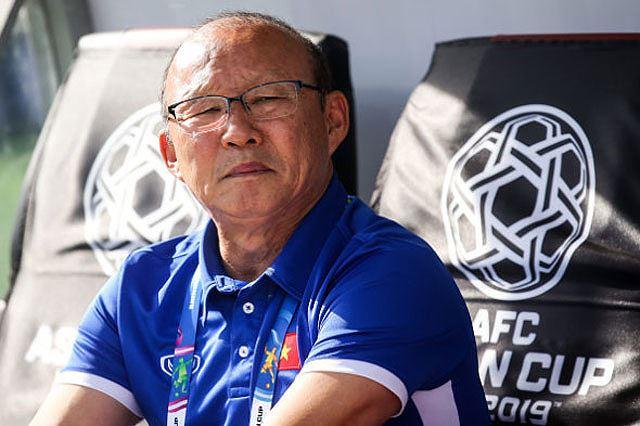 HLV Park Hang – seo và sự thành công từ 'trẻ hóa bóng đá Việt'