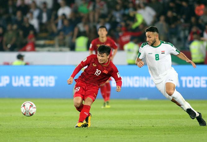 Quang Hải trong tốp 10 cầu thủ hay nhất lượt mở màn Asian Cup 2019