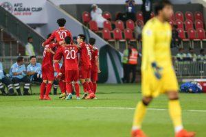 Việt Nam 2-3 Iraq: Thua trên thế thắng