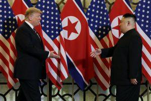 Tuyên bố lịch sử của TT Donald Trump và Nhà lãnh đạo Kim Jong Un tại Hà Nội