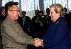 Những cuộc gặp lịch sử của lãnh đạo cấp cao Mỹ – Triều