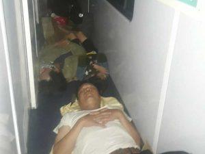 Ai kiểm tra việc nhồi nhét khách trên tàu hỏa?