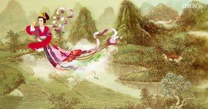 Liễu Hạnh công chúa: Ý Trời muốn hé lộ cho con người biết sự tồn tại của Thiên thượng