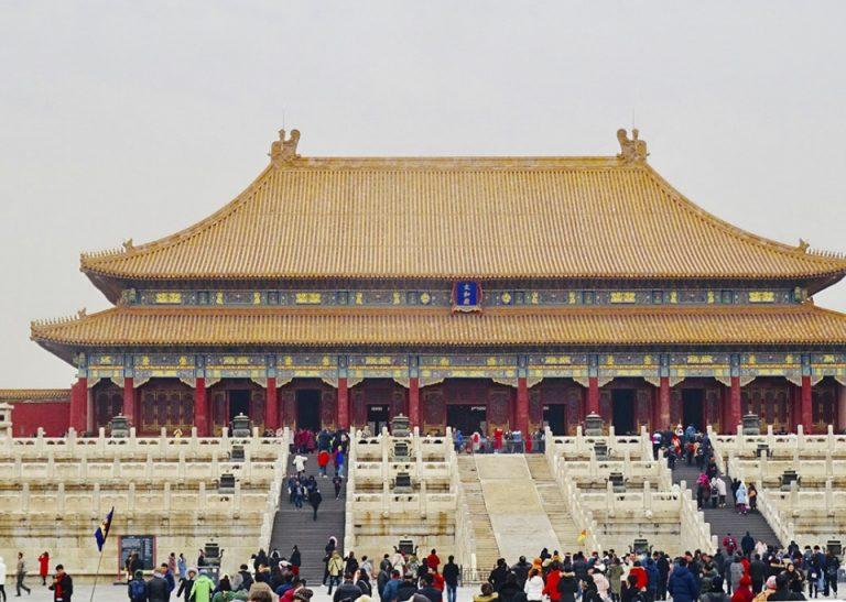 Lần đầu… lạc ở Bắc Kinh