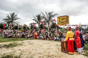 Vinh danh nghệ thuật bài chòi Bắc Trung Bộ tại Quảng Bình