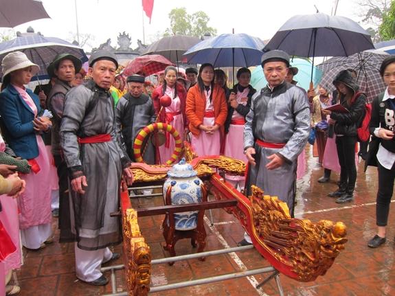 Đặc sắc Lễ hội Chử Đồng Tử – Tiên Dung