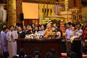 Trụ trì chùa Ba Vàng nói 'vong linh báo thù, báo oán rất nhiều'