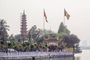 Chùa Trấn Quốc lọt vào top 10 ngôi chùa đẹp nhất thế giới