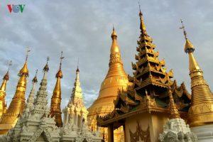 Chùa Vàng – Ngôi chùa Phật giáo linh thiêng bậc nhất Myanmar