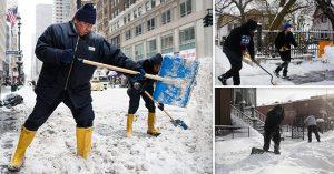 Cảm động với tấm lòng người Mỹ sau cơn bão tuyết: Mỗi hành động tử tế đều tạo ra một gợn sóng lan xa mãi…