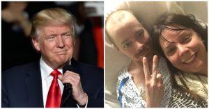Tổng thống Trump thực thi mong ước cuối đời của bệnh nhân nan y