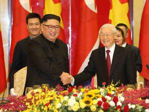 Dấu mốc quan trọng trong lịch sử quan hệ VN – Triều Tiên