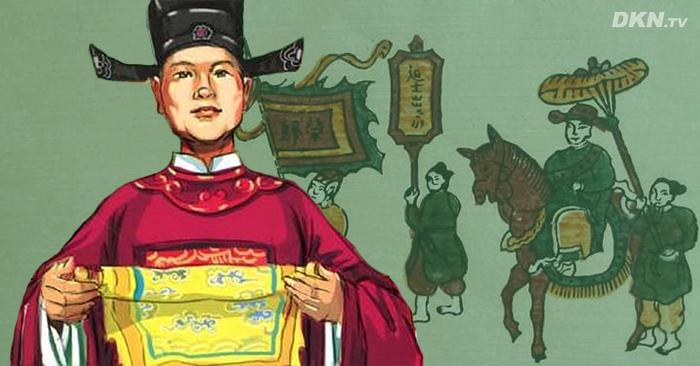 Lệ 'vinh quy bái tổ' bắt đầu từ vị trạng nguyên nào trong sử Việt?