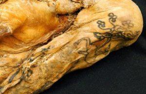 Bí mật gây sốc về xăm mình từ hàng ngàn năm trước