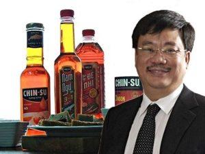 Thân thế, sự nghiệp nghìn tỷ của 'cha đẻ' tương ớt Chinsu