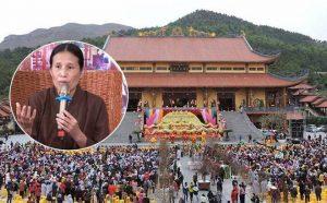 Thỉnh vong chùa Ba Vàng và dâng sao giải hạn chùa Phúc Khánh sẽ xử sao?