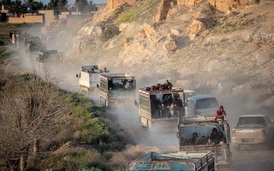 Cuộc chiến tại Syria chưa có kết thúc