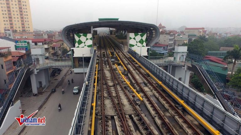 Lý do đường sắt Cát Linh – Hà Đông chưa thể chở khách