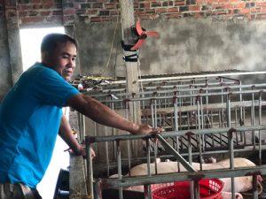 Làm giàu ở nông thôn: Phu thê ra giữa đồng làm trang trại