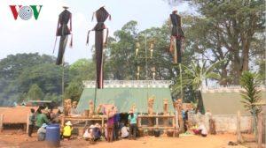 Độc đáo Lễ Pơ Thi của người Jarai