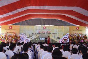 Đà Nẵng khởi công dự án Mikazuki Spa & Hotel Resort