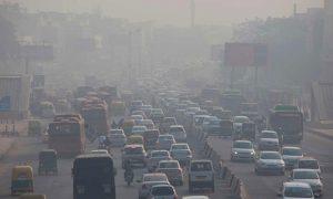 Các nước châu Á nỗ lực chống ô nhiễm không khí