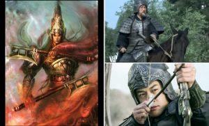 'Đệ nhất cung thủ' thời Tam quốc, không phải Hoàng Trung hay Lã Bố