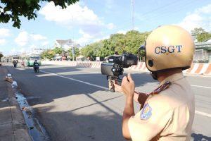 CSGT được phép hóa trang, mật phục 'núp' bắn tốc độ?