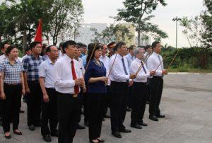 Bắc Ninh: Dâng hương tưởng niệm nhân kỷ niệm 114 năm ngày sinh đồng chí Hoàng Quốc Việt