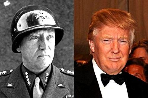 Sự giống nhau kỳ lạ giữa Tổng thống Donald Trump và vị danh tướng vĩ đại nhất lịch sử Hoa Kỳ