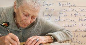 Bức thư của cụ bà 83 tuổi gửi bạn thân khiến nhiều phụ nữ trẻ phải suy ngẫm