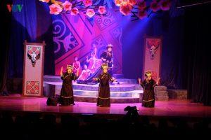 Các nghệ sĩ thổi luồng gió mới vào 'Chuyện tình Khau Vai'
