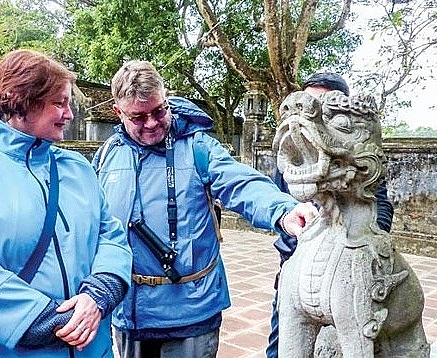 Bảo tồn linh vật nghê thuần Việt
