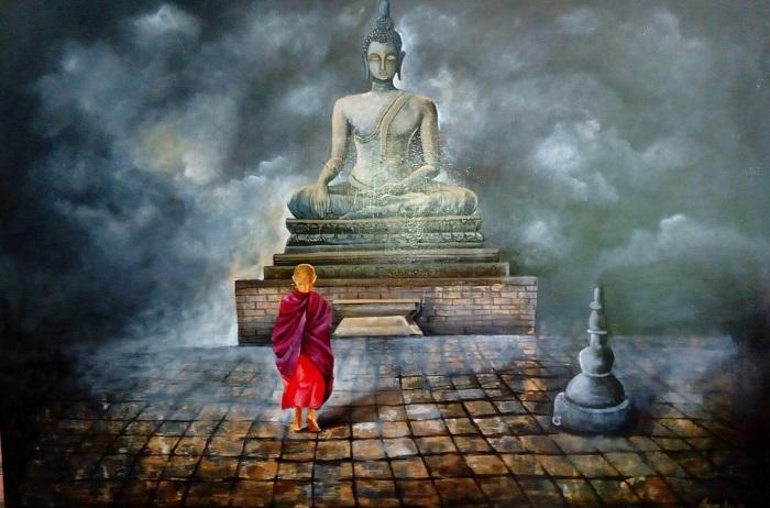 Phật độ người hữu duyên