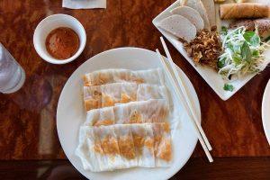 Bánh cuốn Việt Nam: Nét tinh tế ẩm thực được khen ngợi nức nở trên báo Mỹ