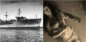 Bí mật kinh hoàng về con 'tàu ma' chết chóc nhất thế giới