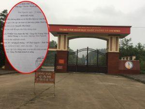 Kỳ 2: Đại học Thái Nguyên: Công ty TNHH Năm Sánh Hà Nội  'đánh bùn sang ao'?