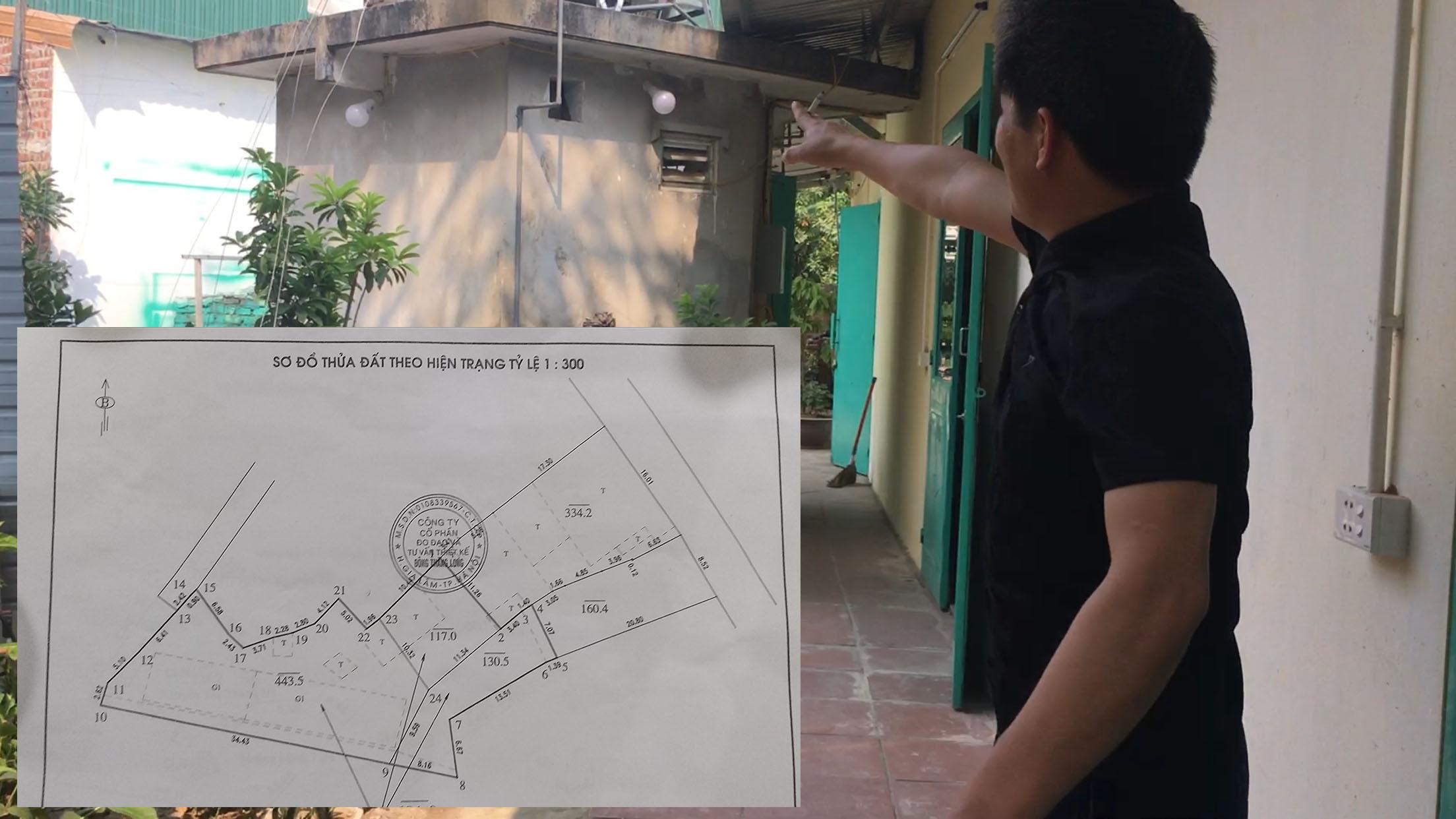 Gia Lâm – Hà Nội: Hồ sơ đo đạc 'tiền hậu bất nhất'?