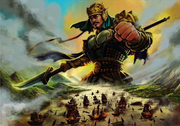 10 tướng quân nước Việt khiến kẻ thù mới nghe tên đã khiếp sợ