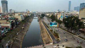 'Hãy chấp nhận sông Tô Lịch đã chết'