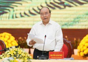 Thủ tướng: Anh Nguyễn Văn Thể được chú ý nhiều nhất trong các hội nghị hiện nay