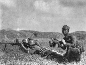Trung Quốc từng 'gánh' cả châu Á trong Chiến tranh Thế giới ra sao?