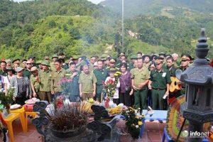Cuộc chiến bảo vệ biên giới phía Bắc: Đồng đội không quên ngày 'Giỗ trận Vị Xuyên'!