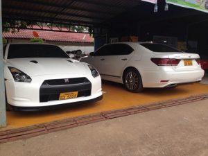 Bóc trần chiêu trò đưa xe biển số Lào về Việt Nam tiêu thụ