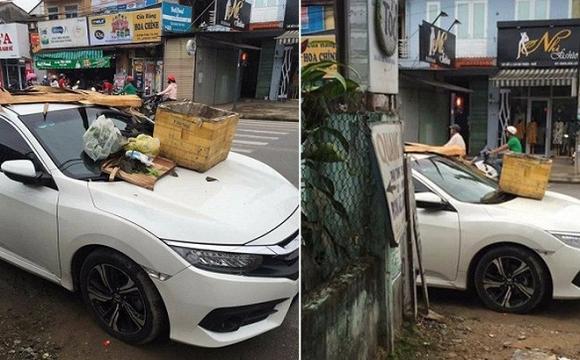 Những tình huống ngậm 'trái đắng' của tài xế Việt khi đỗ xe