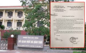 Kỳ thi 'bất thường' tại trường THCS Yên Phong: Sở GD-ĐT Bắc Ninh khẳng định Ban chấm phúc khảo huyện Yên Phong làm đúng!