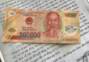 Sứ mệnh của tờ tiền 200 ngàn