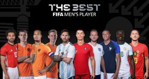 Lộ diện 10 cầu thủ xuất sắc nhất thế giới năm 2019