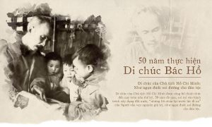 Triết lý nhân sinh trong Di chúc của Chủ tịch Hồ Chí Minh